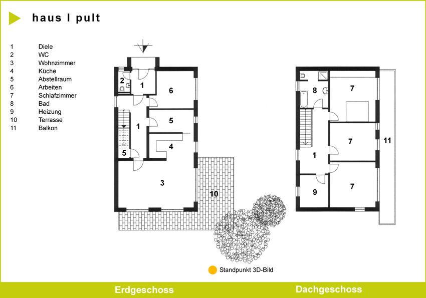 Ca: 140m² Wohnfläche