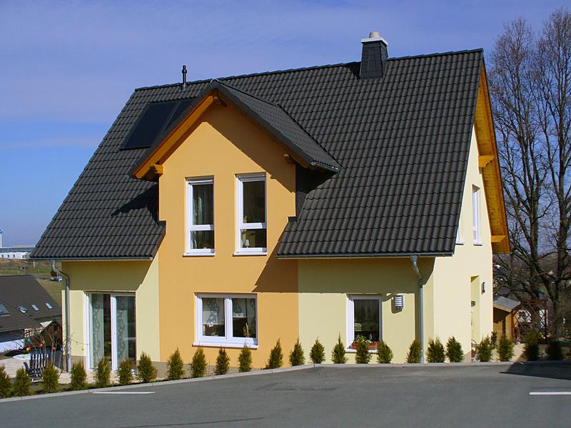 Klassisch gerlach bau gmbh for Klassisches einfamilienhaus